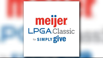 What is the 'Giving' part of the LPGA Classic for 'Simply Give?'