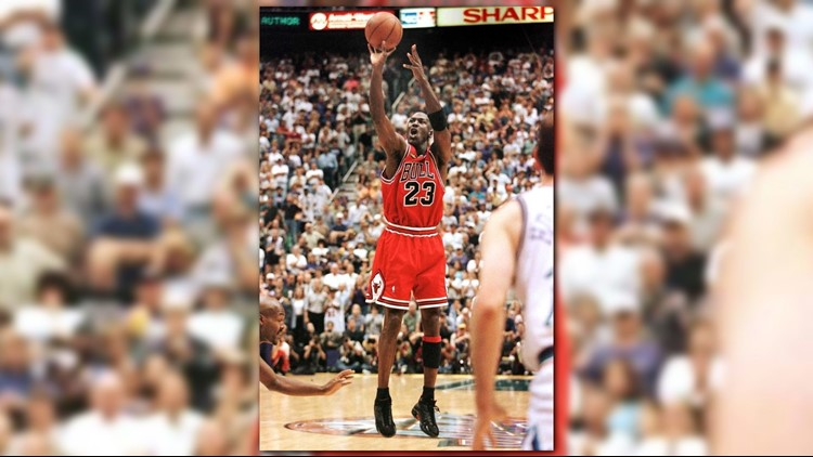 Jordan's late shot to beat the Utah Jazz in Game 6 of the Finals turned out to be his last in a Bulls uniform.
