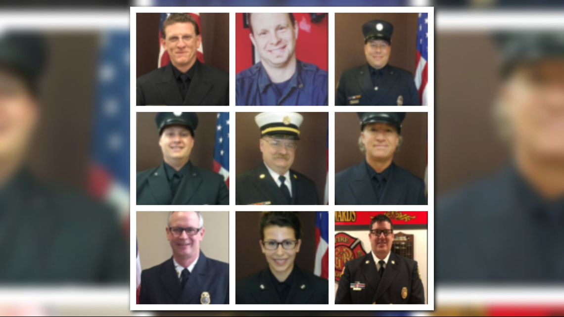 Grand Rapids Fire Department Promotes More Than 20