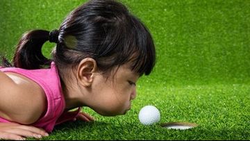 Kids Not into golf?  The Meijer LPGA Classic has something for them, too!