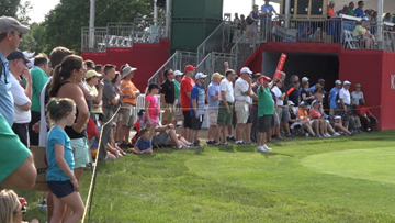 Keeping cool at the Meijer LPGA Classic