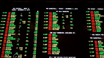 Don't bet on legal football wagering this season in Michigan