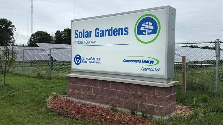 Consumers Energy plans net zero carbon emissions by 2040
