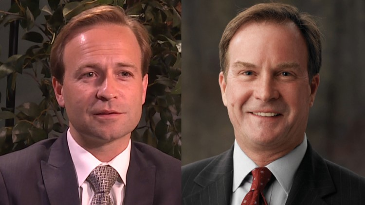 Calley, asked Thursday why he wasn't part of the program, said it was the Schuette campaign that told him they didn't want him to speak.