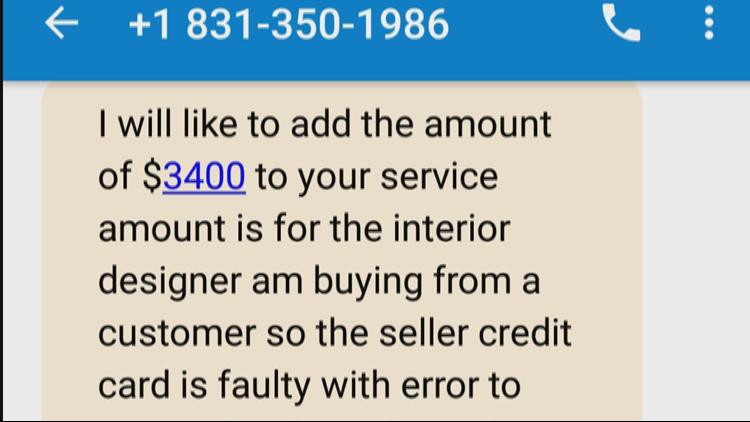 Beware of scam artists targeting contractors
