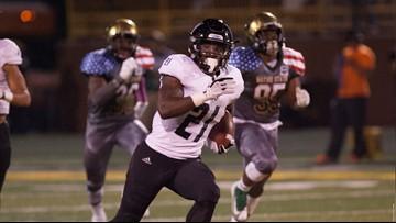 Grand Valley State Running Back Enters 2018 NFL Supplemental Draft