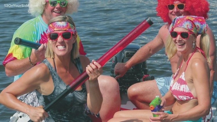 What's in store for the Saugatuck Venetian Festival this year