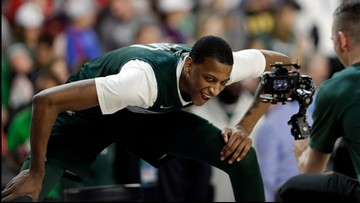 Grandmother of MSU freshman to watch Final Four game at Grand Rapids hospital