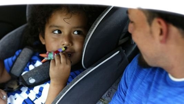 Just Drive: Michigan Auto explains Car Seat Laws