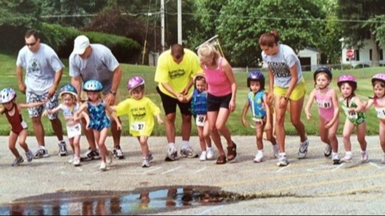 Rockford Area Kids Triathlon connects kids with cops
