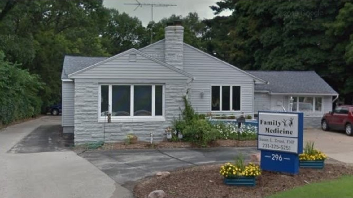 State suspends Norton Shores nurse's licence for 'dangerous prescribing behavior'