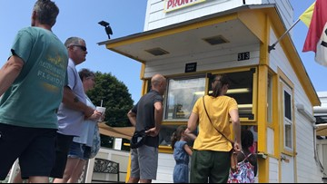 Pronto Pups is open for the summer
