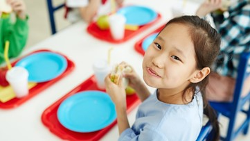 Healthy lunches for back to school