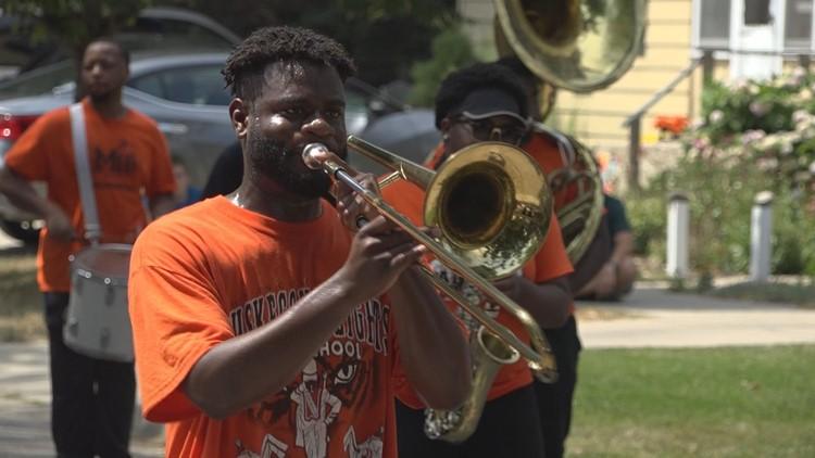 Muskegon Heights Band 3