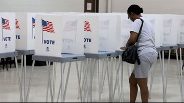 Tuesday's voter turnout was Michigan's strongest in decades