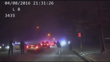 Kentwood officer acted as 'judge, jury and  executioner' in deadly 2016 shooting, lawsuit claims