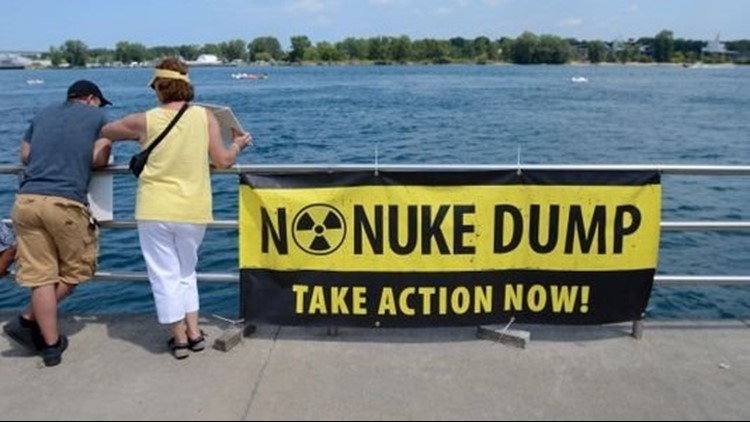The plan, made public in filings last month with the federal Nuclear Regulatory Commission, has raised concerns with environmental groups and others.