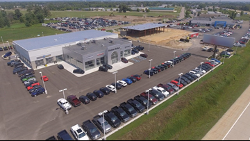 'Big Three' to call Coopersville home after Betten Baker acquires Kent City Ford