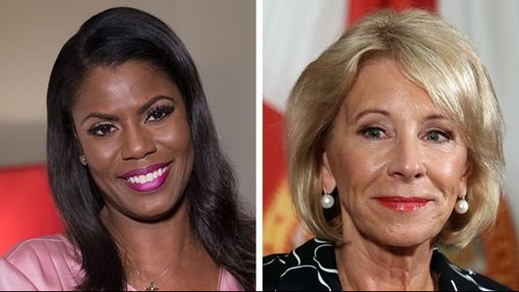 In Sexist & Racist Attack, Trump Calls Omarosa