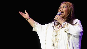 Aretha Franklin owed millions in taxes, IRS says