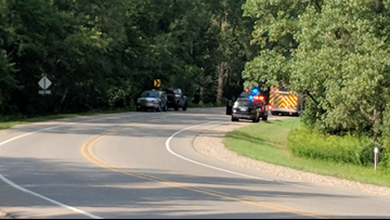 1 dead, 3 injured after driver falls asleep at the wheel on Alden Nash Avenue