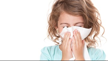 Protect your kids from the flu this school year