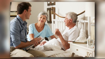 Hospice of Michigan provides your loved ones with the care they deserve