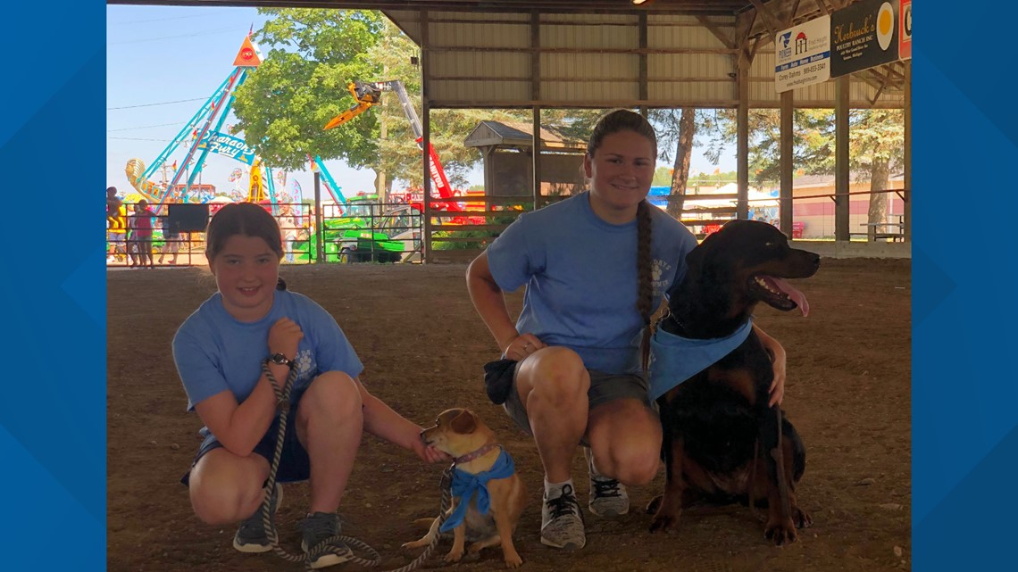 Ionia Free Fair Hosts First Ever 'Dog Day'