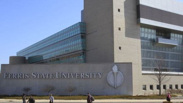 Ferris State University canceling commencement ceremonies and closing resident halls