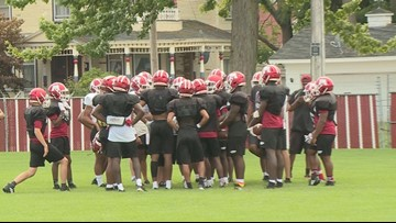 Muskegon High School football team ranked No. 19 in national ranking