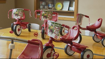 One Good Thing: Bike, trike and wagon giveaway