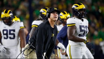 Jim Harbaugh to ESPN: 'I'm staying at Michigan'
