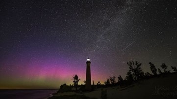 Look up! Northern Lights could extend into Michigan Saturday night