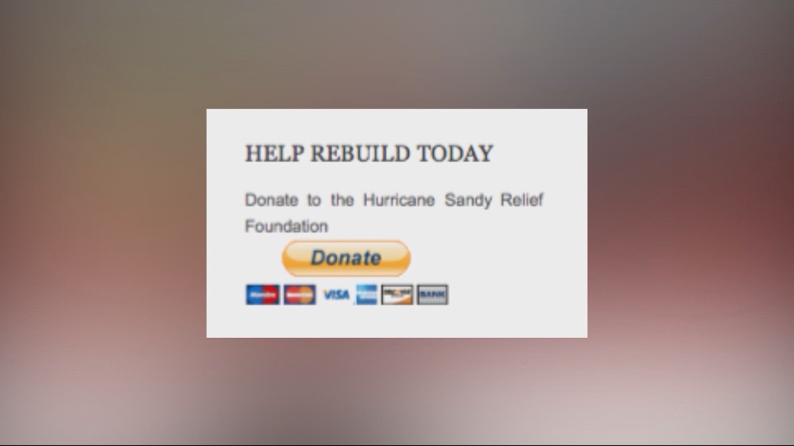 Watch Out For Hurricane Relief Scams Wzzm13com