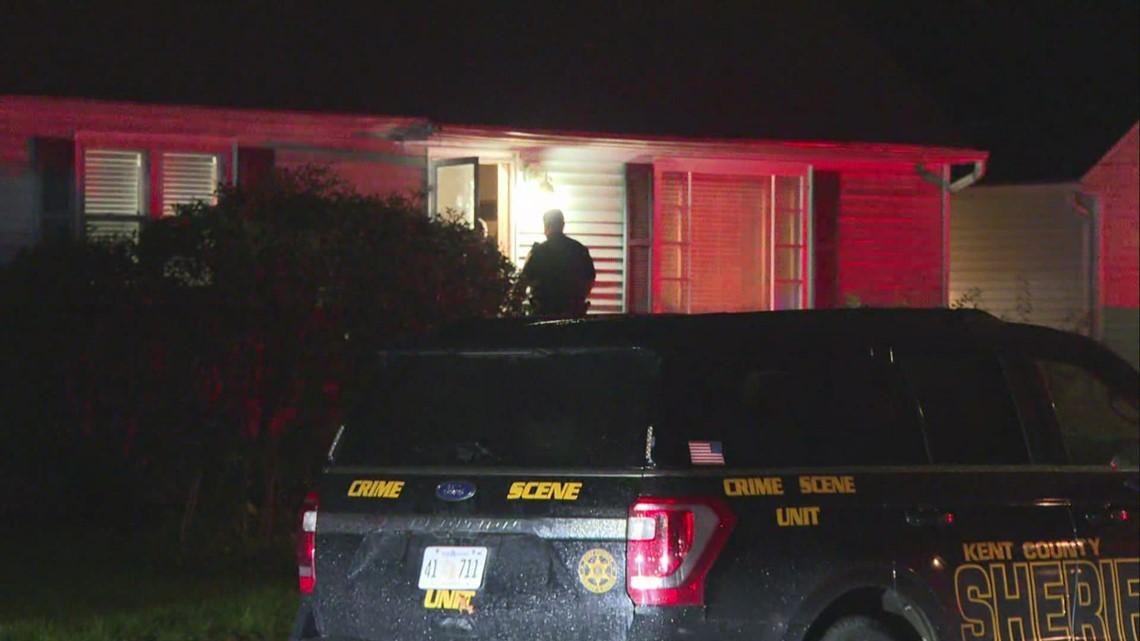 Authorities: Officer shoots, kills stabbing suspect in Kentwood