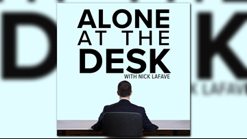 Alone At The Desk: 11 - I Disagree