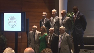 GR Sports Hall of Fame Inducts 2018 class