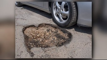 Just Drive: Save money on those pesky pothole damages