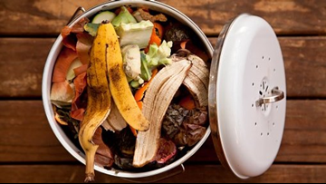 Composting is easy and good for the planet