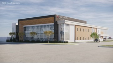 Mercy Health breaks ground on new Norton Shores facility