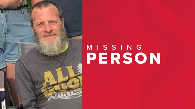 Kent County police searching for missing man
