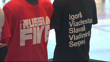 Local screening of 'The Russian Five' held to benefit Griffins Youth Foundation