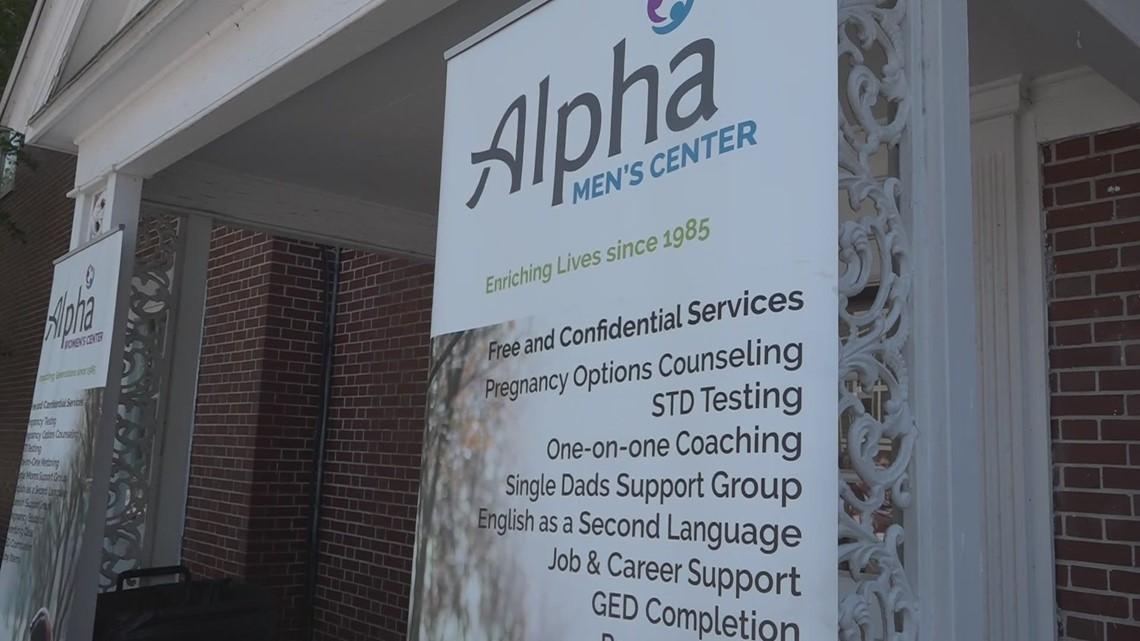 Alpha Men's Center opens next door to Women's Center