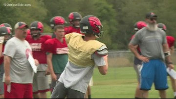 Allendale to use 4 starting quarterbacks this season