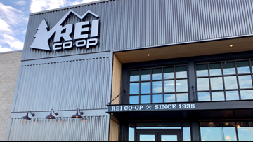 REI now open at Woodland Mall
