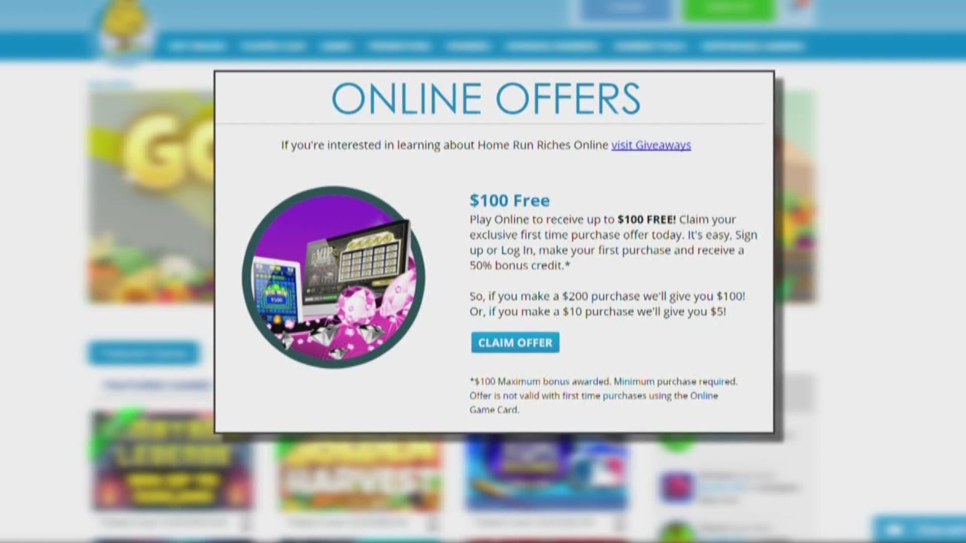 Michigan lottery online gambling registration