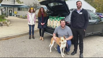 One Good Thing: Lakeshore animal shelters get a boost from a local business