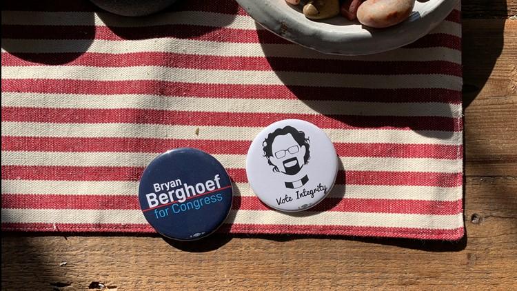 Bryan Berghoef buttons