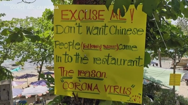 Local groups respond to aggression against the Asian community