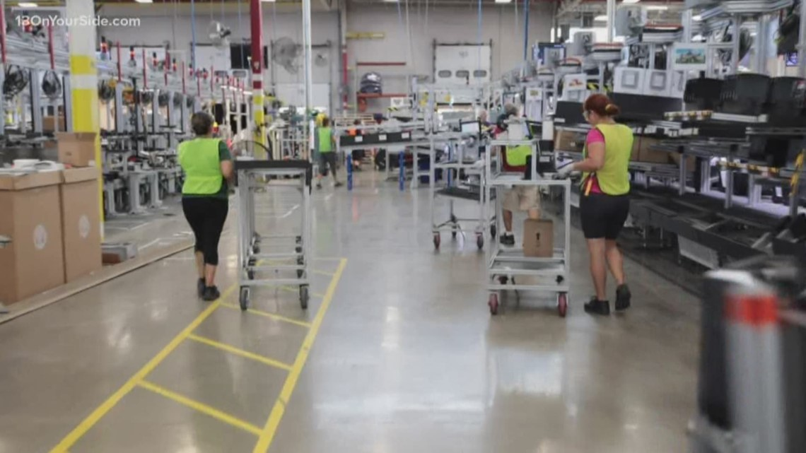 Herman Miller offers careers in manufacturing
